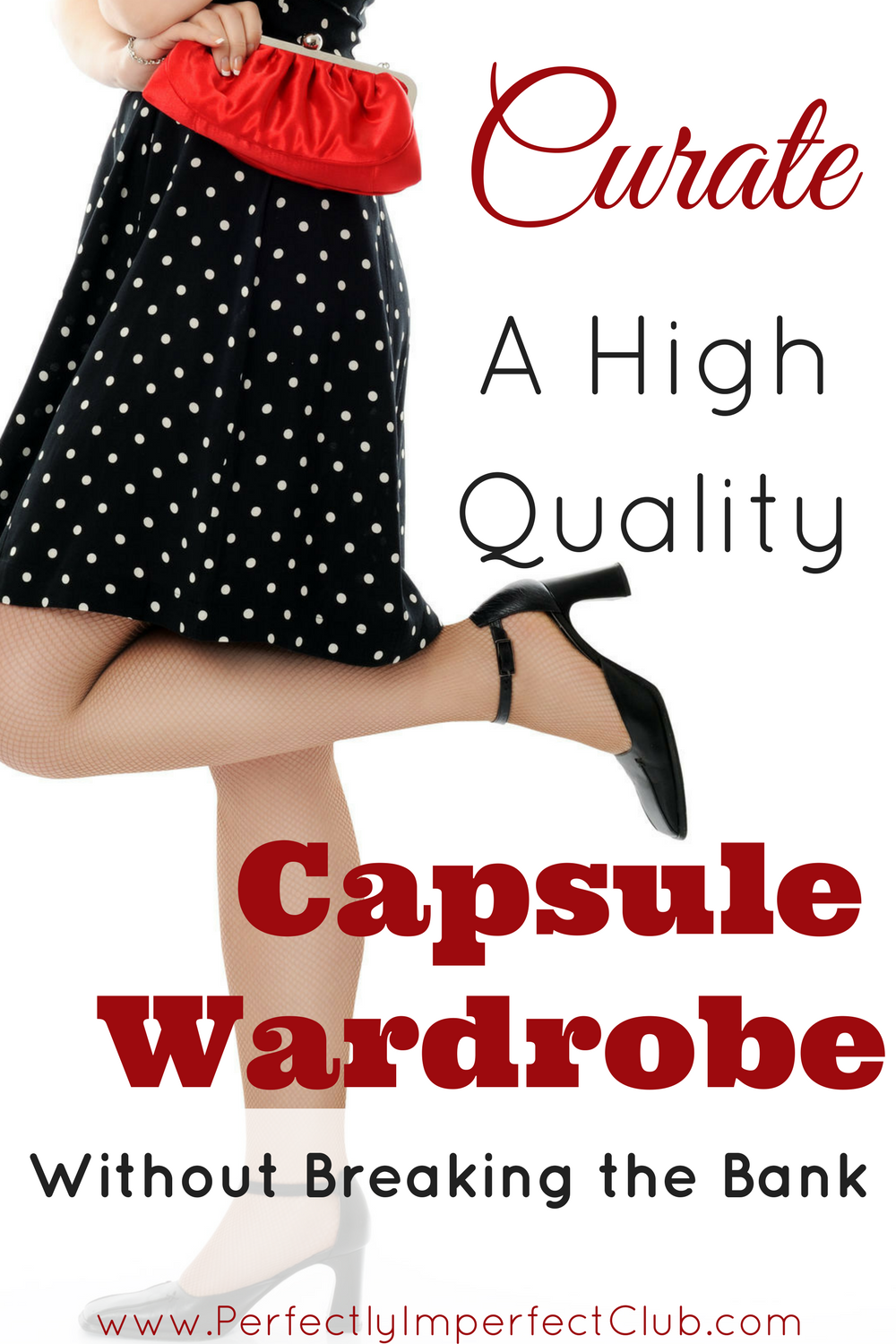 Curate A High Quality Capsule Wardrobe